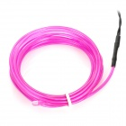 Electro-Luminescent Wire w/ Cigarette Lighter / Drive - Purple (DC 12V / 220cm-Length)