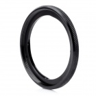 FA-DC58C 58mm Reverse Filter Adapter Ring for Canon G1X Mount - Black