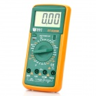 "BEST DT-9205M 2.8"" LCD Handheld Digital Multimeter - Green + Orange (1 x 9V/6F22)"