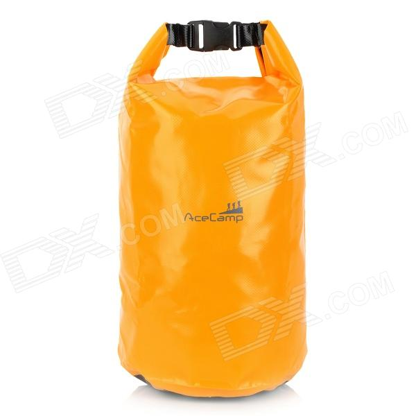 Genuine Acecamp 2428 10L Outdoor Water Resistant Dry Bag - Yellow
