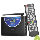 Jesurun MP019 1080p Android 4.0 Multi-Media Player w/ USB / SD / HDMI / AV / COAXIAL / RJ45 - Black