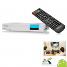 X2 Android 4.0 Network Media Player w / Wi-Fi / HDMI / AV / RJ45 - White + Blue (1GB RAM/4GB)
