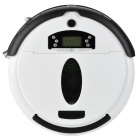 "icubot-008 2.2"" LCD Automatic Intelligent Sweeping Robot Vacuum Cleaner - White"