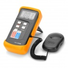 "2.2"" LCD Digital Light Meter - Grey + Orange (1 x 9V)"