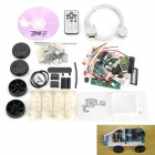 DIY 51 Microcontroller Intelligent Tracing Robotic Vehicle Kit