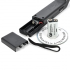 MD300 Portable Handheld Security Metal Detector - Preto (1 x 6F22)
