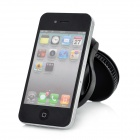Windshield Universal Swivel Rotation Car Mount Holder for Cell Phone / GPS / PSP / Iphone - Black