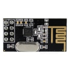 NRF24L01 2.4GHz Wireless Transceiver Module - Black