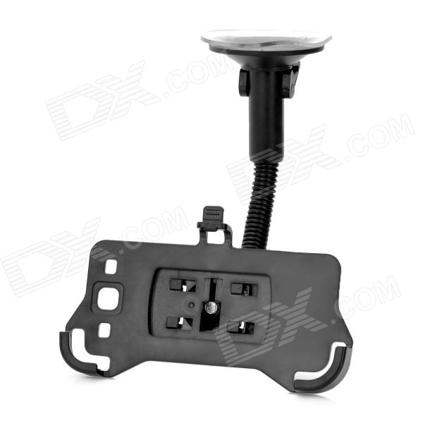 New Windshield Support Car Mount Suction Holder for Samsung Galaxy S III i9300 - Black concept car universal windshield mount holder for iphone samsung cellphone black