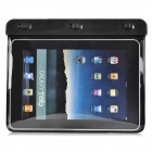 "Waterproof Bag Case for Samsung Galaxy Tab P6800 / 7.7"" Tablets - Black"