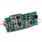 7.5W 300mA Constant Current Regulated LED Driver Circuit Board Module - Black