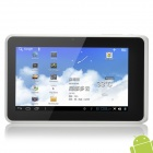 "E11-D 7 ""kapazitiven Bildschirm Android 4.0 Tablet PC w / TF / Kamera / Wi-Fi / G-Sensor - White"