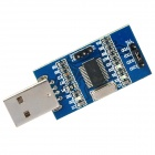 PL2303 USB to TTL rs232 Upgrade Board Module - Blue