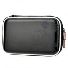 Protective PU Leather Case for Nintendo DSi LL / DSi XL - Black