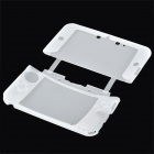 Protective Soft Silicone Full Protection Case for Nintendo 3DS XL / 3DS LL - White
