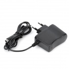 AC Power Adapter para Nintendo 3DS XL / LL 3DS - Preto (2-Round-Pin Plug)