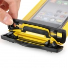 Universal Waterproof Bag with Lanyard for Iphone / Cell Phone - Yellow