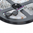 RGB Multicolored 5-Meter 150-LED 30W Light Strip (DC 12V, 5m)