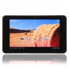"VVSUM K7 7.0"" IPS Dual Core Android 4.0.4 5-Point Capacitive Touch Screen Tablet PC - Black (8GB)"