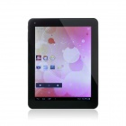 "SOUIYCIN 9,7 ""IPS Dual Core Android 4.0 Kapazitive Touchscreen Tablet PC - Black + Silver (16GB)"