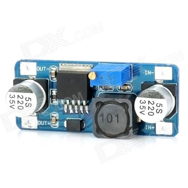 DC 3~34V to DC 4~35V Adjustable Boost Converter Charger Module genuine leadshine acs606 dc input brushless servo drive with 18 to 60 vdc input voltage and 6a continuous 18a current