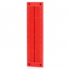 SYB-120 Prototype Printed Circuit Solderless Breadboard - Red (17.6 x 4.6cm)