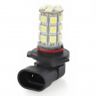 9006 8.1W 486lm 6000-7000K 27-5050 SMD LED White Light Car Foglight Lamp (DC 12V)