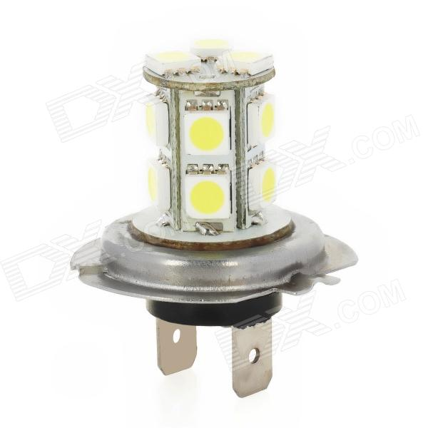 H7 3.9W 234lm 6000-7000K 13-5050 SMD LED White Light Car Foglight Lamp (DC 12V / 2 PCS) wf90053522 highlight 9005 3w 210lm 1 smd led white light car foglight dc 12v