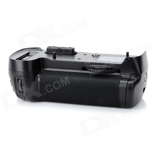 MeiKe MK-D800S External Battery Grip for Nikon D800 - Black pixel vertax d12 battery grip for nikon d800 black