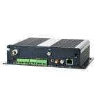 Single Channel DVS Network Video Server w/ SD Slot - Black