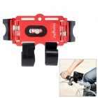Bicycle Bike Aluminum Alloy Mount Holder for Digital Camera / Mini DV - Red
