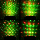50mW Green + 100mW Red Laser Show System Stage Lighting Projector (AC 110~240V)