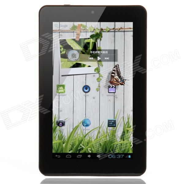 "ONDA V711 7.0"" IPS  Android 4.0 Tablet PC w/ Wi-Fi / HDMI / Dual Core - Silver (16GB)"