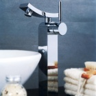 Fashion Brass Single Lever Water Tap Faucet (Chrome Finished)