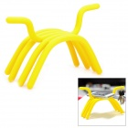 YSDX-396 Variety Bendable Finger Shaped Holder - Yellow