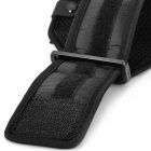 PVC Mesh Sports Armband w/ Velcro for Samsung Galaxy S III / i9300 - Black