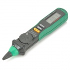 "MASTECH MS8211D 1.5 ""Pantalla LCD Pen Tipo Auto Ranging Digital Multimeter Meter Tester - Verde + Gris"