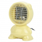 LED Purple Light Insect / Mosquito Photocatalyst Killer - Light Yellow