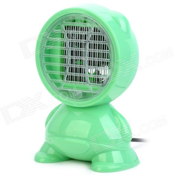 LED Purple Light Insect / Mosquito Photocatalyst Killer - Light Green ac powered led light electronic mosquito insects killer random color ac 220v 2 flat pin plug