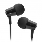 AWEI ES-Q7 In-Ear Earphone for Iphone 3gs / 4S - Black (3.5mm / 154cm)