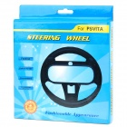 Plastic Racing Wheel Controller for PlayStation Vita - Black