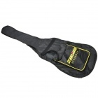 "Water Resistant Nylon Bag for 39"" / 40"" / 41"" Guitar - Black"