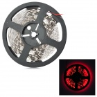 72W 3150lm 300-5050 SMD LED Red Light Flexible Lamp Strip (DC 12V / 5m)
