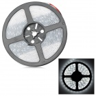 72W 4200lm 300-5050 SMD LED White Light Flexible Strip w/ Waterproof Silicone Sleeve (DC 12V / 5m)