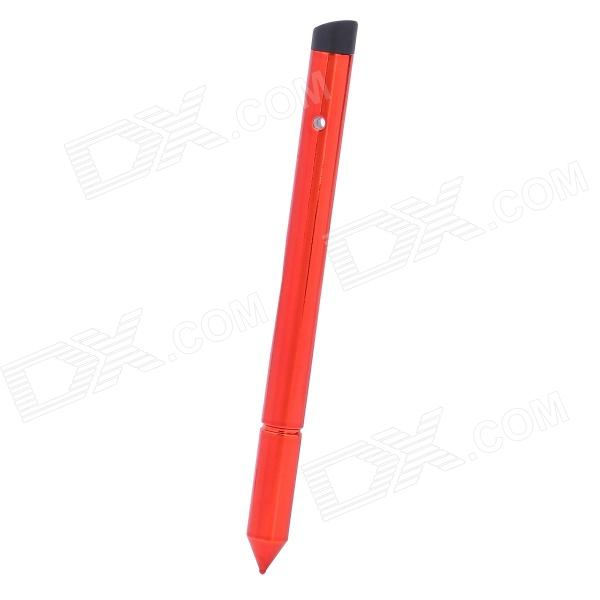Touch Screen Stylus Pen for Iphone 3g / 3GS / 4 / 4S - Red