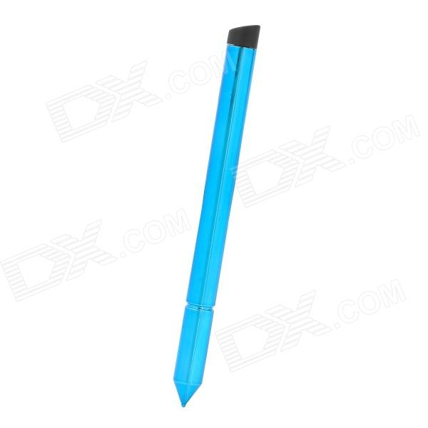 Touch Screen Stylus Pen for Iphone 3g / 3GS / 4 / 4S - Blue