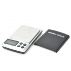 Precision Digital Pocket Scale (0.1g Resolution)