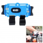 Bicycle Bike Aluminum Alloy Mount Holder for Digital Camera / Mini DV - Blue