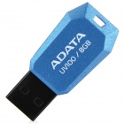 ADATA Key Shape USB 2.0 Flash Disk - Blue (8GB)