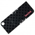 Sandisk Rotating Style USB 2.0 Flash Drive - Black (32GB)